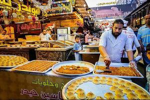 فیلم/ جشن رمضان اهالی دمشق در سایه مقاومت
