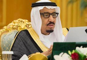 اشک تمساح پادشاه سعودی برای اردنیها