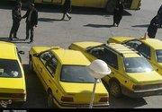 هرج و مرج در کرایه تاکسیهای تهران