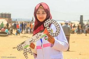 ماجرای شهادت پرستار ۲۱ ساله فلسطینی