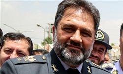 امیر علیرضا الهامی جانشین فرمانده قرارگاه پدافند هوایی شد
