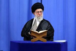 """فیلم/ تلاوت سوره""""ماعون"""" توسط آیتالله خامنهای"""