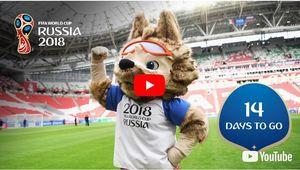 چهاردهمین نماد رسمی جام جهانی +عکس