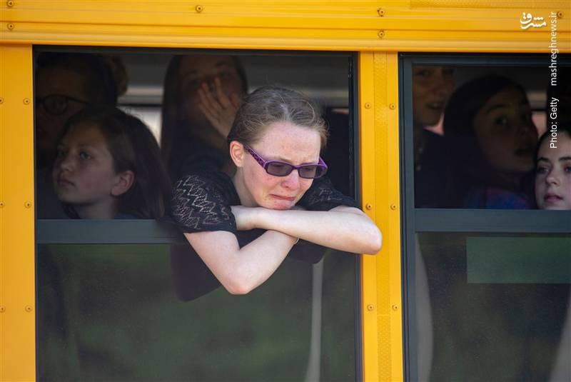 باز هم تیراندازی در مدارس آمریکا، این بار در ایالت ایندیانا که به زخمیشدن دو نفر، یک معلم و یک دانشآموز انجامید.