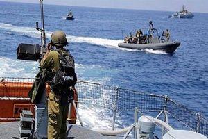 تیراندازی قایقهای جنگی اسرائیلی به سمت ماهیگیران فلسطینی