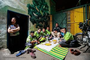 حال و هوای سحرگاهی تهران در ماه رمضان
