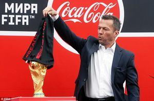کاپ جام جهانی لوتار ماتئوس