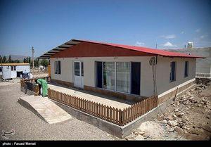عکس/ روستای کوییک،  ۸ ماه پس از زلزله