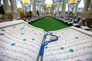 ثواب گوش دادن به صوت قرآن