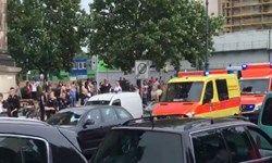 تیراندازی در کلیسای جامع برلین
