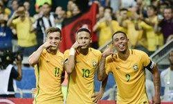 آمار خیرهکننده برزیل در ۲۰ بازی اخیر