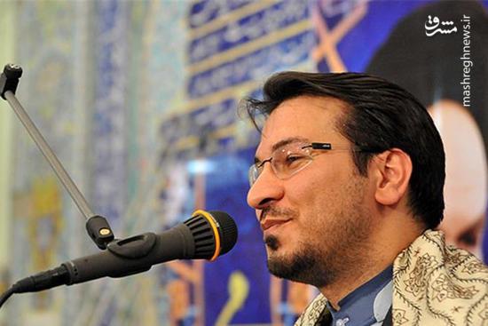 فیلم/ خاطره جالب حامد شاکرنژاد از تلاوت در محضر رهبرانقلاب