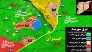 حملات سنگین داعش برای نفوذ به غرب رود فرات