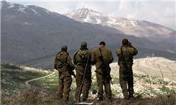 استقرار نظامیان صهیونیست در مرزهای سوریه و لبنان