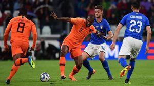 فیلم/ خلاصه دیدار ایتالیا 1-1 هلند