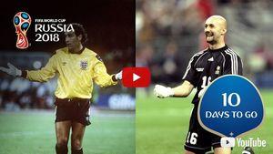 ۲ دروازهبان رکورددار گل نخوردن در جام جهانی +عکس و فیلم