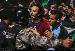 نقش آمریکا و عربستان در ناآرامی های اردن
