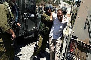 فیلم/ شکنجه اسرای فلسطینی توسط جنایتکاران صهیونیست