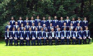 سایت انگلیسی: بازیکنان ایران بیشتر مدل هستند تا فوتبالیست! +عکس