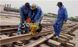ایران۳۲کیلومتر ریل شلمچه-بصره را میسازد