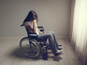 دختر افسرده - نمایه
