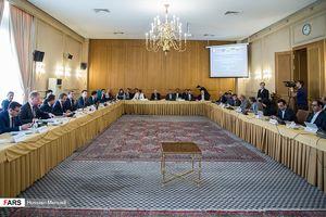 برگزاری نشست هیأت مذاکره کننده ایران و ۱+۴ در تهران