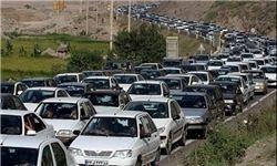 محدودیتهای ترافیکی جادهها اعلام شد