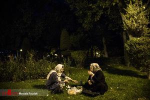 عکس/ افطاری در پارک های تهران