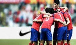 توقف کره جنوبی مقابل بولیوی