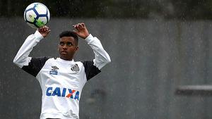 توافق رئال مادرید با ستاره 17 ساله برزیلی