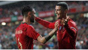 پیروزی پرگل پرتغال در آخرین بازی دوستانه