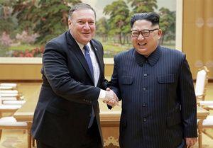 ادعای پامپئو درباره خلع سلاح کره شمالی
