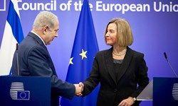 موگرینی و نتانیاهو