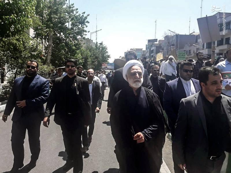 غلامحسین محسنی اژه ای _ سخنگوی قوه قضاییه