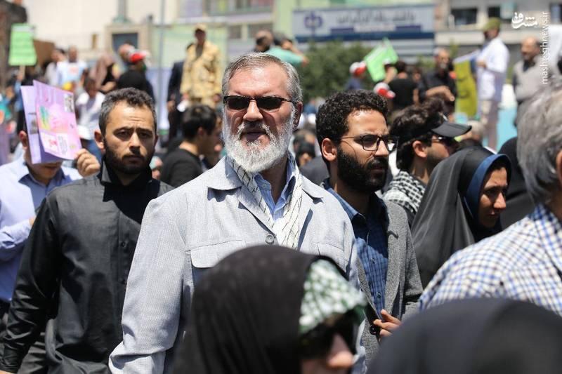 سردار محمد رویانیان _ فرماندهِ اسبق پلیس راهنمایی و رانندگی
