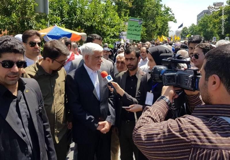 محمدرضا عارف _ نماینده مجلس شورای اسلامی