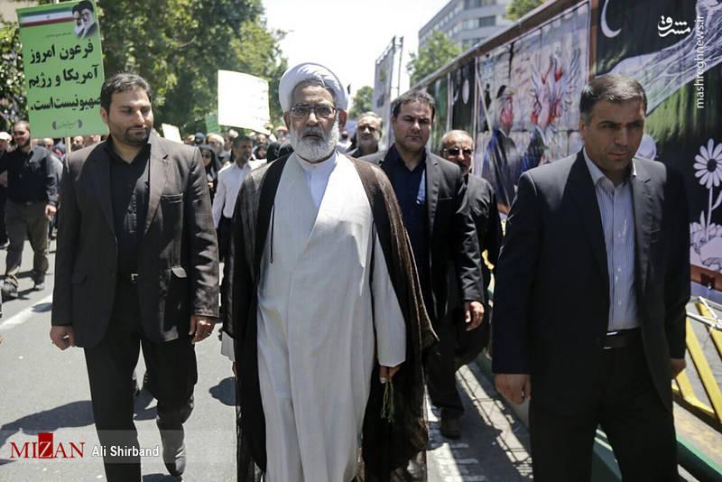 حجت الاسلام محمدجعفر منتظری _ دادستان کل کشور