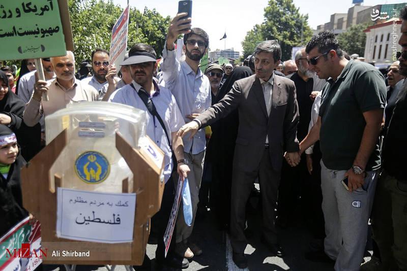 پرویز فتاح _ رئیس کمیته امداد امام خمینی (ره)