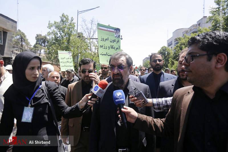 محسن رضایی _ عضو مجمع تشخیص مصلحت نظام