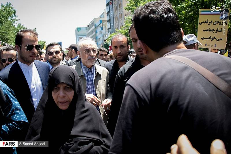 علی اکبر صالحی  _ رئیس سازمان انرژی اتمی