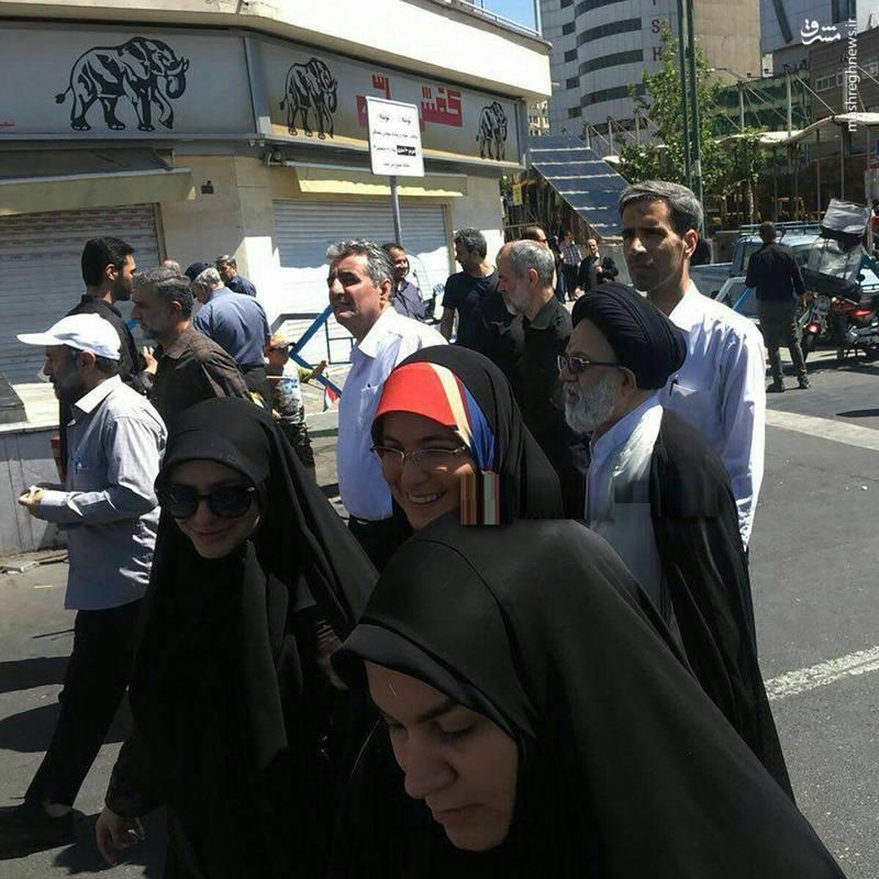 حجت الاسلام مصطفی خامنه اي (فرزند بزرگ رهبر انقلاب)