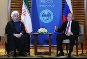 پوتین: همکاری ما با ایران موفق بوده است