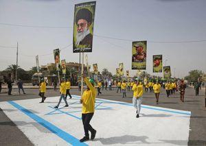 عکس/ برگزاری راهپیمایی روز جهانی قدس در عراق