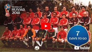 شکست ناپذیرترین تیم و سریعترین هت تریک تاریخ جام جهانی +عکس و فیلم