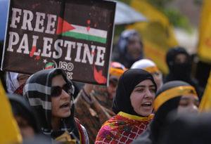 حضور پرشور مردم پاکستان در راهپیمایی روز قدس