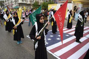 عکس/ حضور پرشور مردم پاکستان در راهپیمایی روز قدس