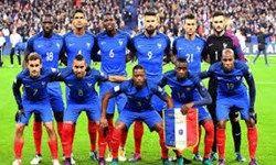 توقف خانگی فرانسه مقابل آمریکا پیش از سفر به روسیه