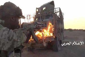عملیات جدید یمنیها در «الجوف»