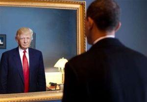 ترامپ و اوباما هر دو به دنبال تغییر نظام ایران