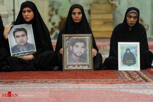 عکس/ اولین سالگرد شهدای حادثه تروریستی مجلس